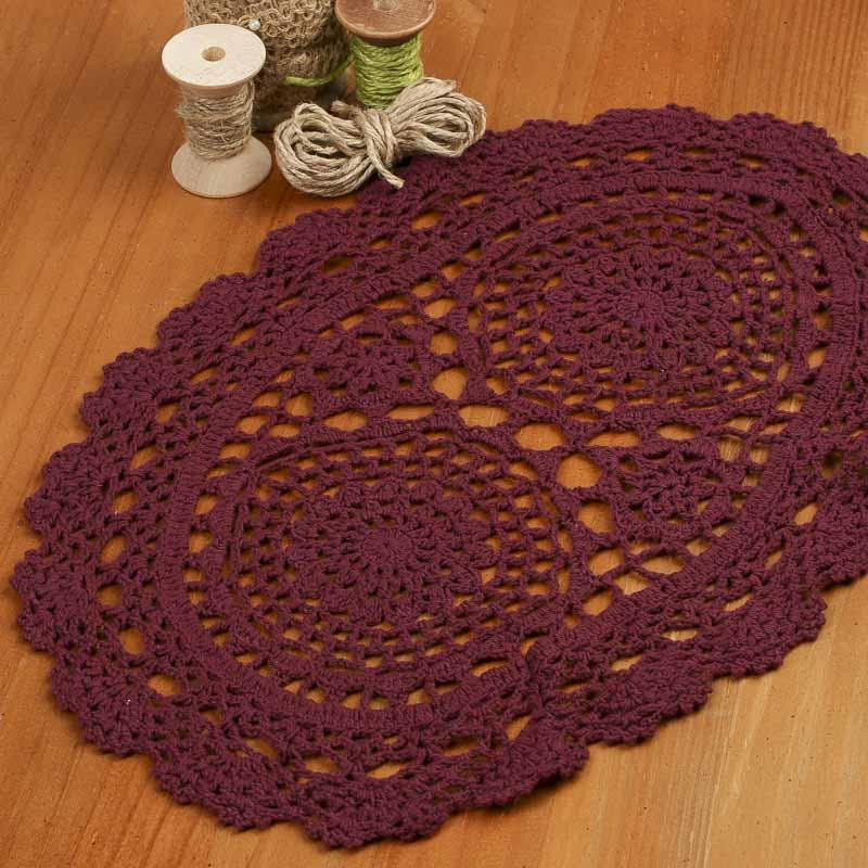 Oval Crochet Doily Patterns Free Awesome Free Crochet Patterns for Oval Doilies Dancox for Of Lovely 42 Models Oval Crochet Doily Patterns Free