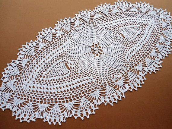 Oval Crochet Doily Patterns Free Luxury 17 Best Images About Doilies & Table Runners On Pinterest Of Lovely 42 Models Oval Crochet Doily Patterns Free