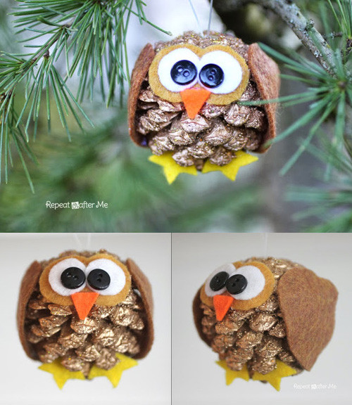 Owl Christmas ornaments Awesome My Owl Barn 10 Diy Owl Christmas ornaments Of Contemporary 45 Pictures Owl Christmas ornaments