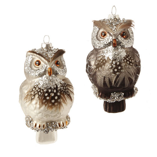 Owl Christmas ornaments Elegant 1000 Images About Christmas Inspiration On Pinterest Of Contemporary 45 Pictures Owl Christmas ornaments