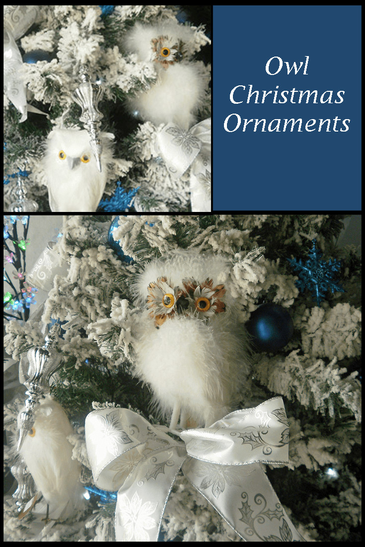 Owl Christmas ornaments Elegant Owl Christmas ornaments Christmas Tree Ideas Of Contemporary 45 Pictures Owl Christmas ornaments