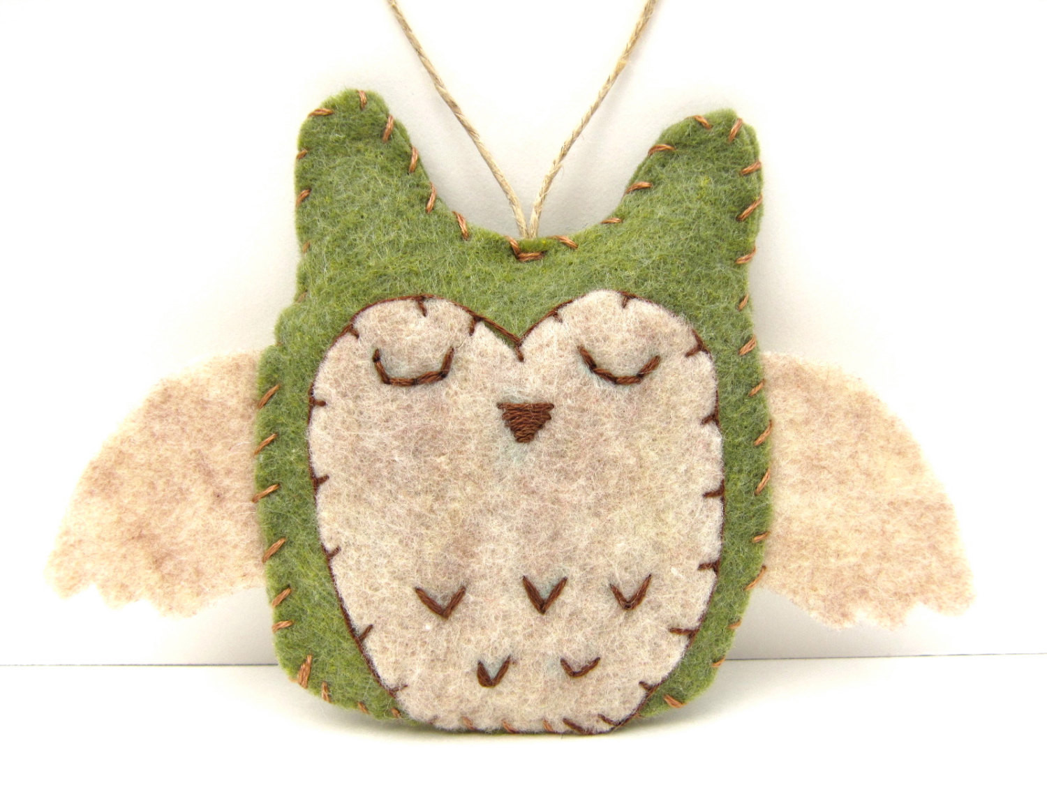 Owl Christmas ornaments Lovely Owl ornament Felt Owl ornament Woodland ornament Owl Of Contemporary 45 Pictures Owl Christmas ornaments