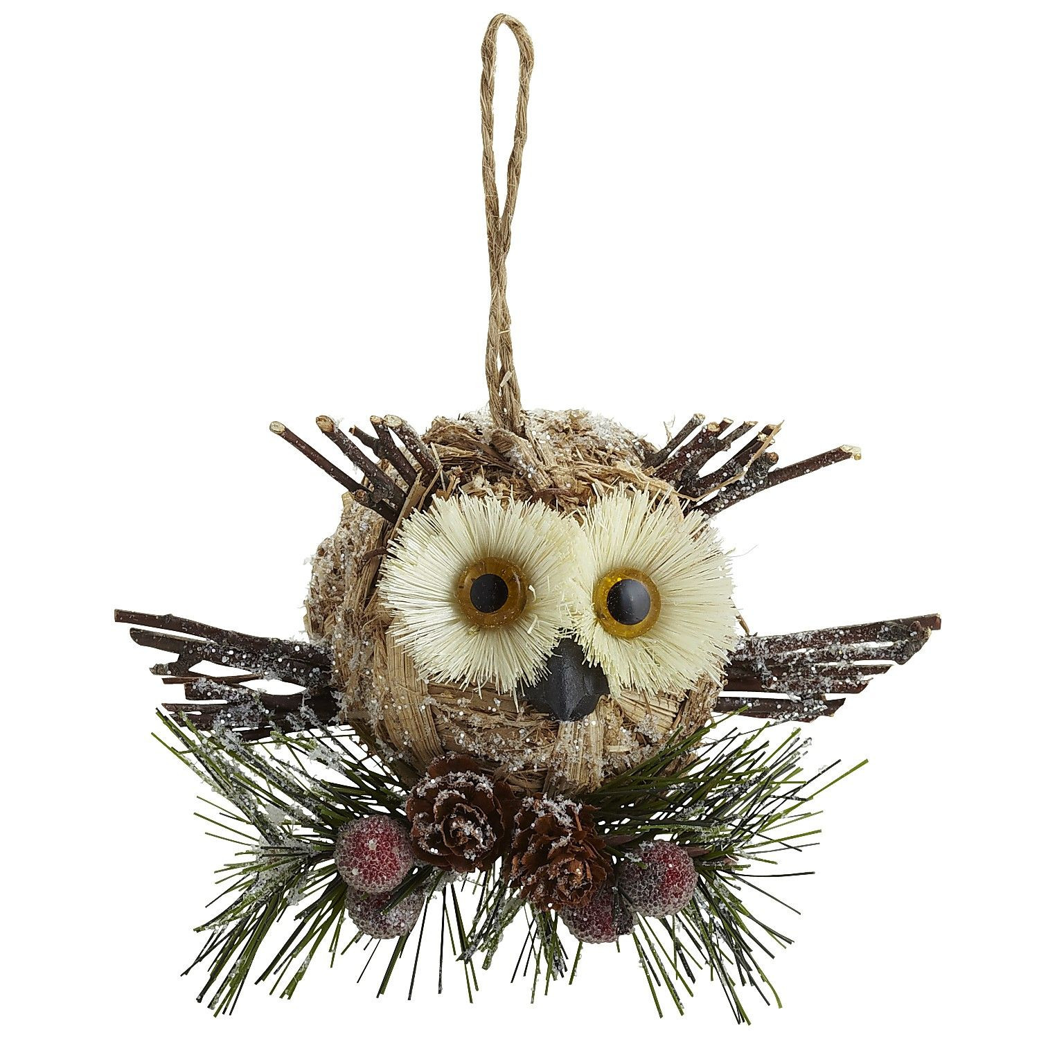 Owl Christmas Ornaments & s