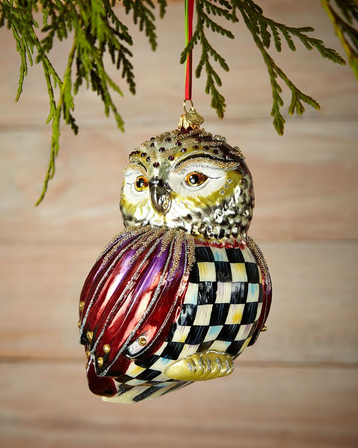 Owl Christmas ornaments Unique 170 Best Images About Owl Christmas Glass ornament Uil Of Contemporary 45 Pictures Owl Christmas ornaments