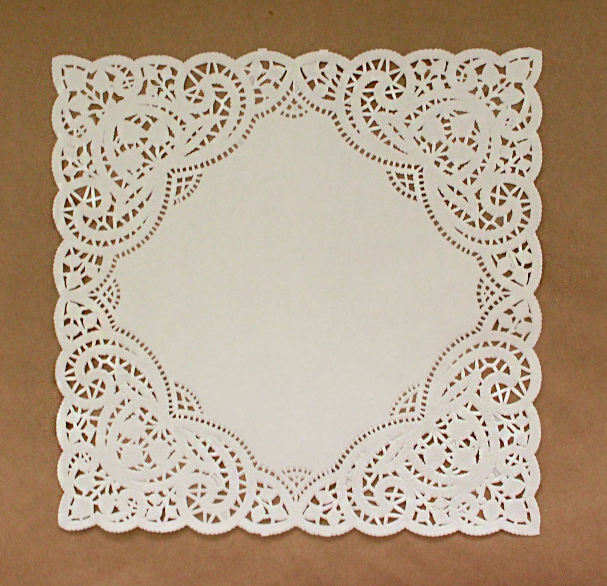 Paper Doilies Awesome 100 Square Paper Doilies 10 Inch White Envelope Ready Of Gorgeous 42 Pics Paper Doilies