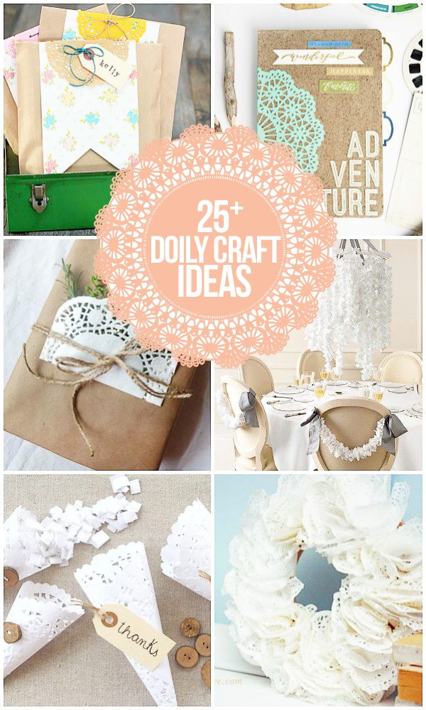 Paper Doily Crafts Fresh 25 Doily Craft Ideas that are Truly Inspirational Of Beautiful 42 Images Paper Doily Crafts