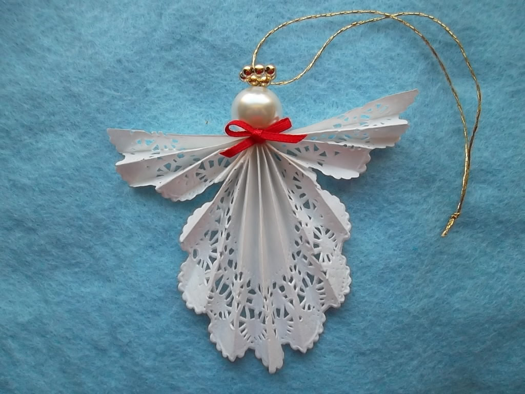 Paper Doily Crafts Luxury Paper Doily Angel ornament Of Beautiful 42 Images Paper Doily Crafts