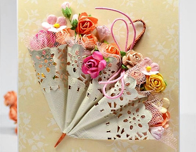 Paper Doily Crafts New 60 Diy Fabric & Paper Doily Crafts Of Beautiful 42 Images Paper Doily Crafts