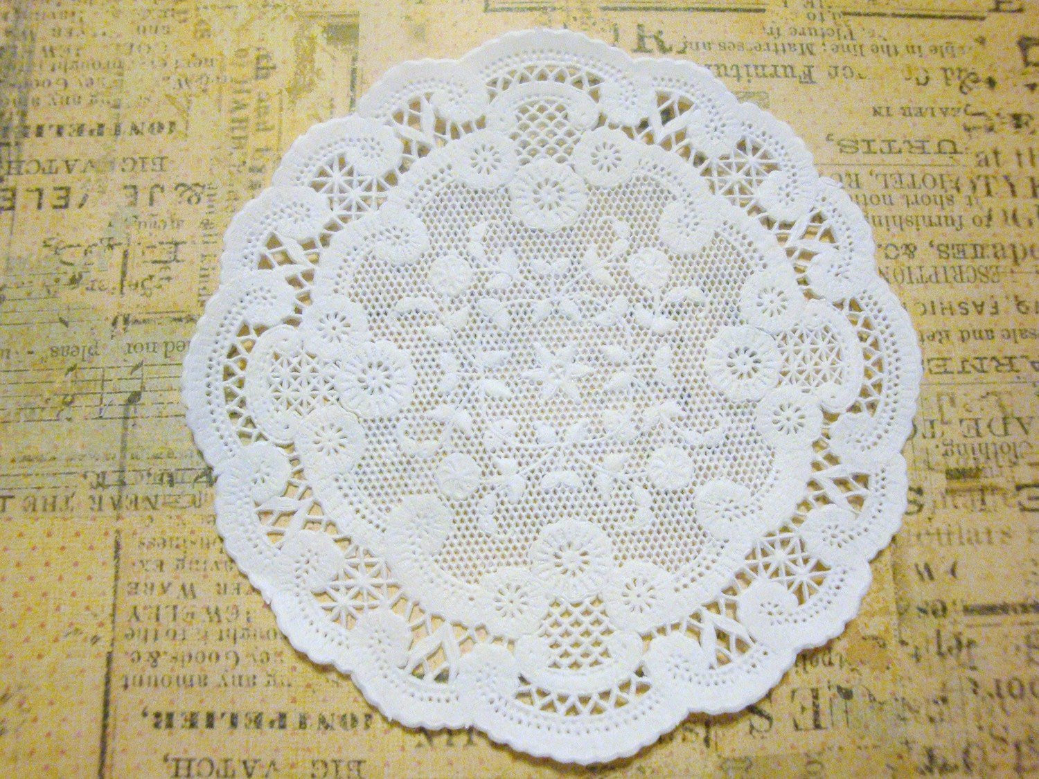 Paper Lace Doilies Elegant Small French Lace Paper Doilies Pack Of 50 by Hennytj On Etsy Of New 46 Models Paper Lace Doilies