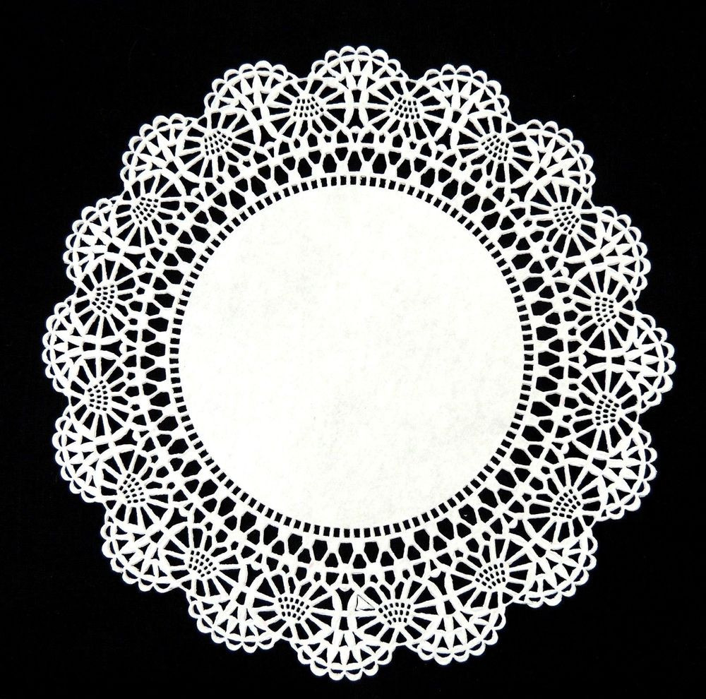 "Paper Lace Doilies Inspirational 4"" 6"" 8"" 10"" White Cambridge Lace Paper Doilies Round Of New 46 Models Paper Lace Doilies"