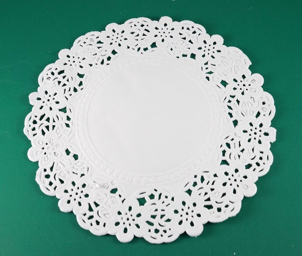 "Paper Lace Doilies New 6 5"" White Round Paper Lace Doily Party Wedding Card Of New 46 Models Paper Lace Doilies"