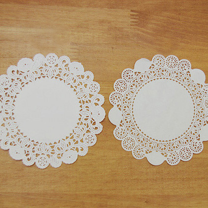 Paper Lace Doilies Unique 2types Of French Lace Paper Doilies 125mm 4 9inch Set Of New 46 Models Paper Lace Doilies