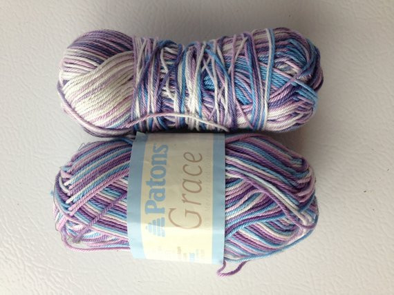 Patons Grace Awesome Items Similar to Patons Grace Mercerized Cotton Yarn Of Top 46 Pictures Patons Grace