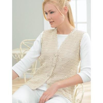 Patons Grace Awesome Patons Grace Daisy Mesh Vest – Knitting Warehouse Of Top 46 Pictures Patons Grace