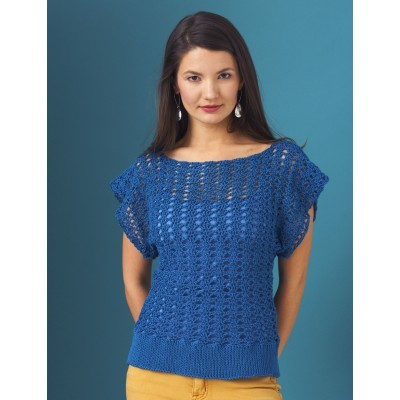Patons Grace Lovely Openwork top In Patons Grace Of Top 46 Pictures Patons Grace