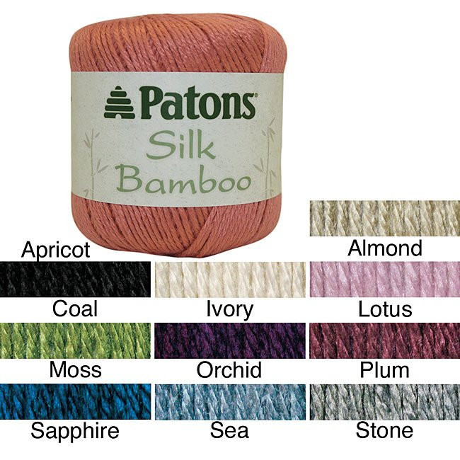 Patons Silk Bamboo Luxury Patons Silk Bamboo 1 8 Ounce Blended Yarn with Drape 102 Of Innovative 41 Photos Patons Silk Bamboo