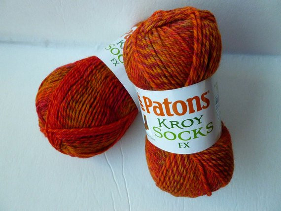Patons sock Yarn New Yarn Sale Canyon Colors Fx Kroy socks by Patons by Of Innovative 44 Pictures Patons sock Yarn
