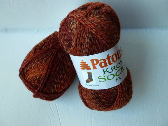 Patons sock Yarn New Yarn Sale Copper Colors Fx Kroy socks by Patons From Of Innovative 44 Pictures Patons sock Yarn