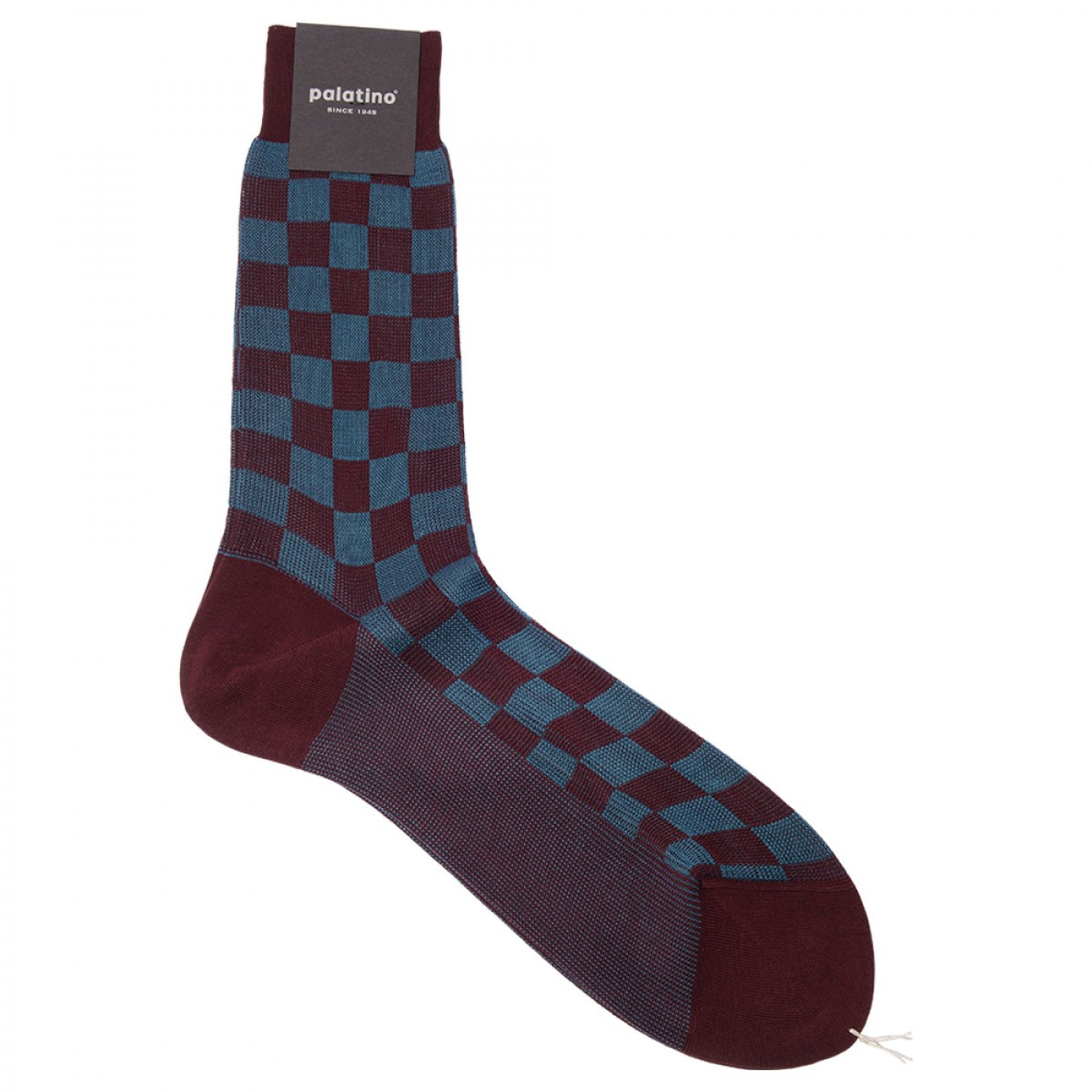 Patterned socks Awesome Palatino Mens Italian Egyptian Cotton Square Patterned Of Superb 48 Images Patterned socks