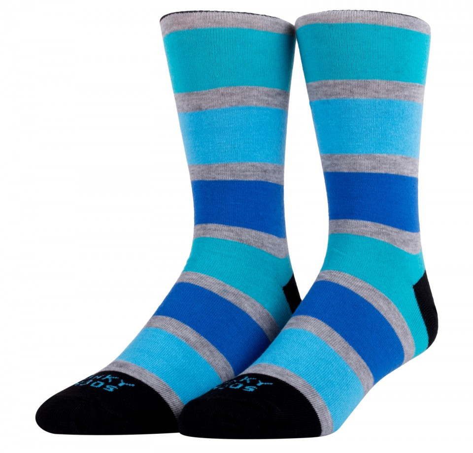 Patterned socks Best Of Funky socks Mens 6 Pack Colorful Patterned Casual Crew Of Superb 48 Images Patterned socks