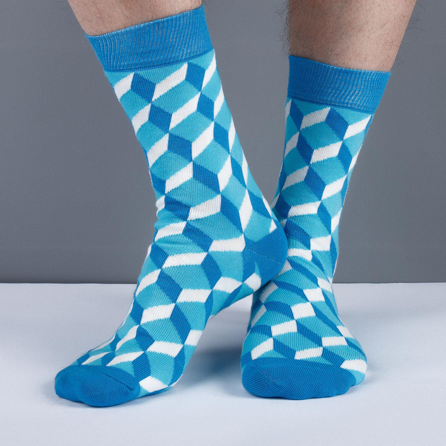 Patterned socks Lovely Pattern socks Blue Cube orange Chili Men socks Lemonsox Of Superb 48 Images Patterned socks