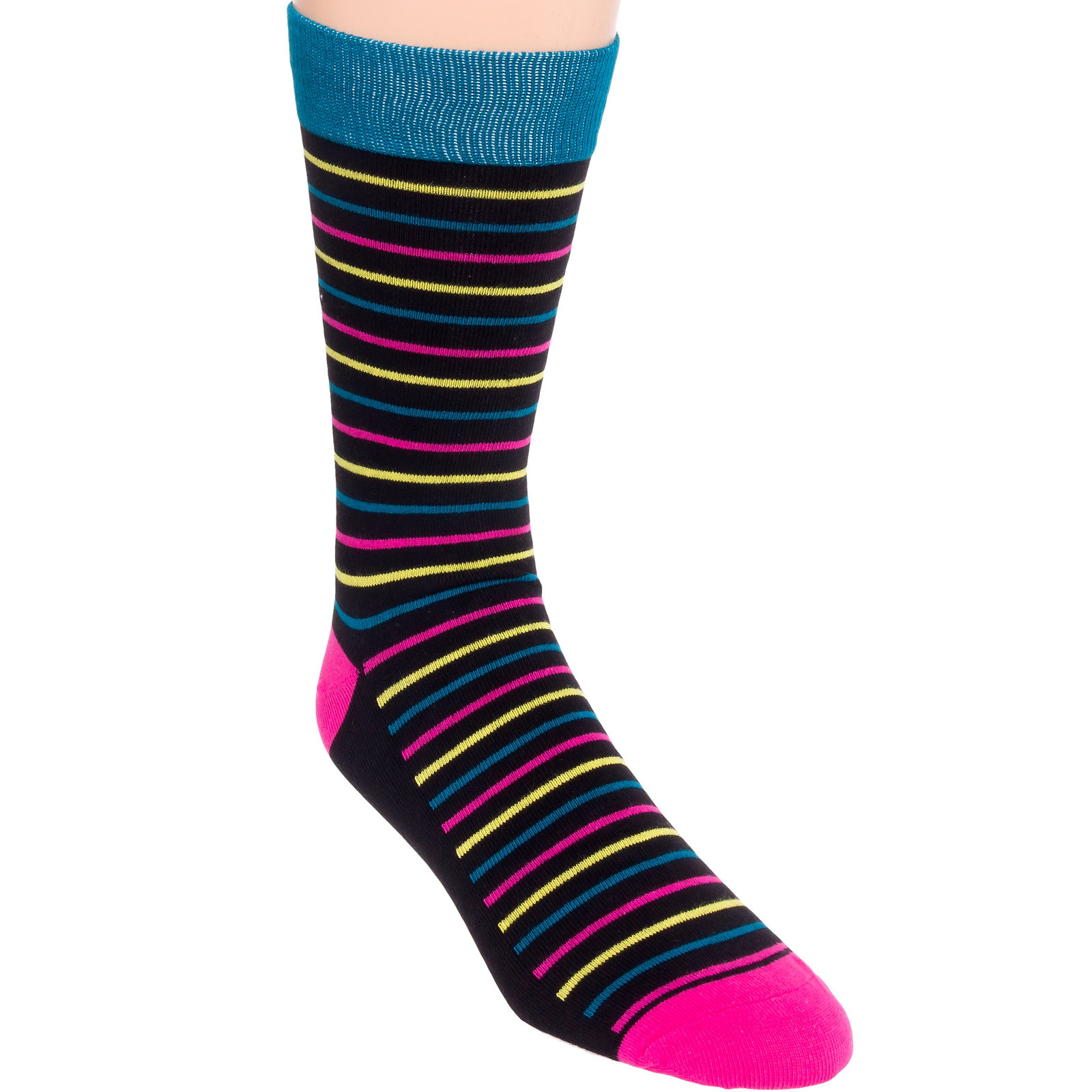 Patterned socks Luxury Jyinstyle Mens Cotton Colorful Patterned Fashion Crew Of Superb 48 Images Patterned socks