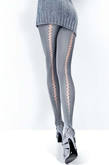 Patterned socks Luxury Nadia Back Seam Pattern Tights Of Superb 48 Images Patterned socks