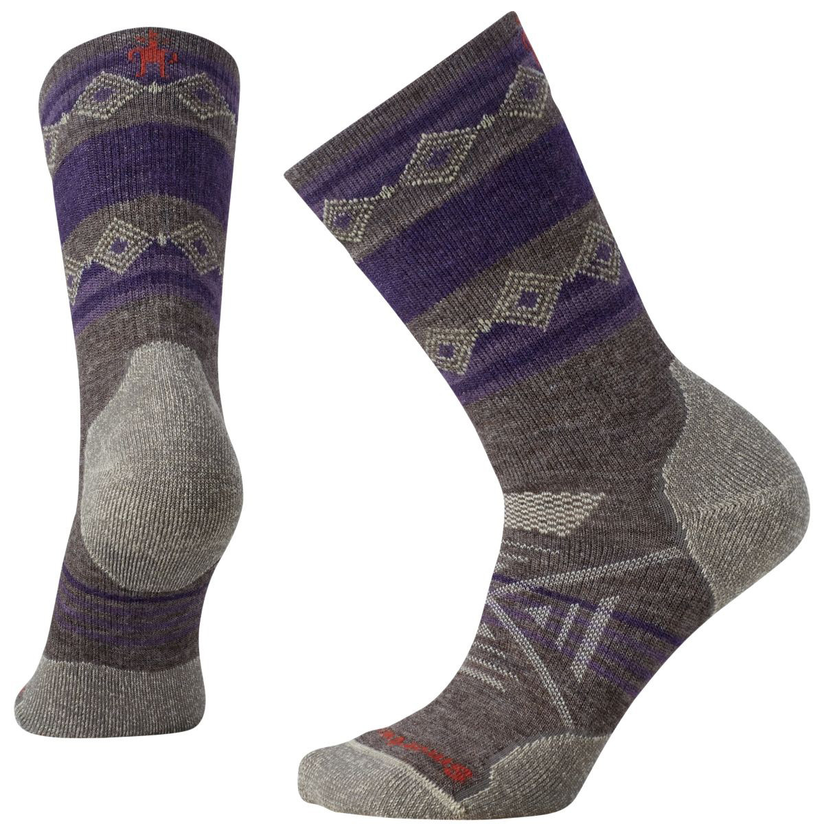 Patterned socks New Smartwool Women's Phd Outdoor Medium Patterned Crew socks Of Superb 48 Images Patterned socks
