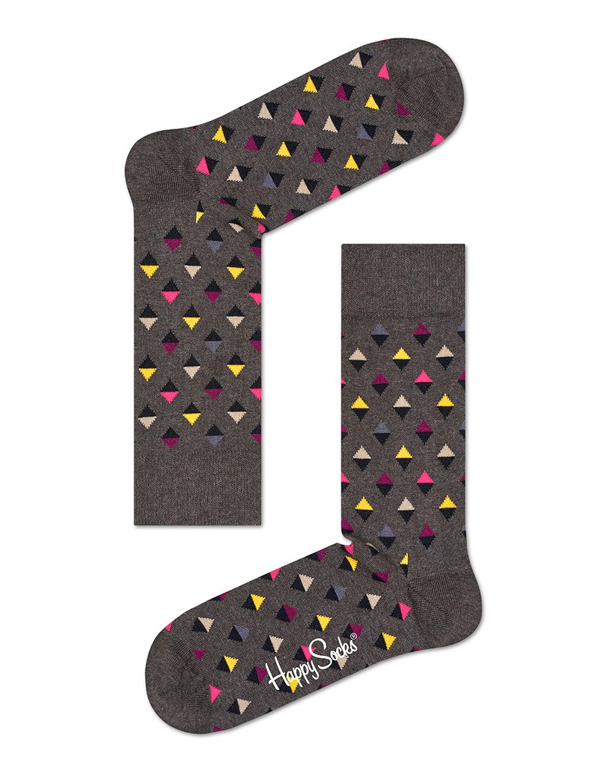Patterned socks Unique Happy socks sokken Patterned socks Brown Of Superb 48 Images Patterned socks