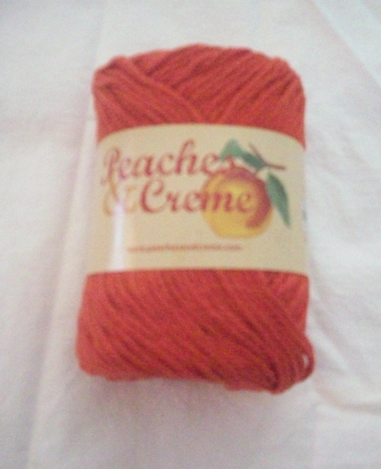 Peaches and Cream Cotton Yarn Awesome Peaches & Creme Cotton Yarn Earthy orange 2 5 Oz 70 9 G Of Brilliant 43 Pictures Peaches and Cream Cotton Yarn