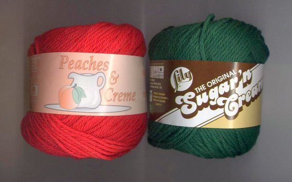 Peaches and Cream Cotton Yarn Best Of 2 New Skeins Peaches & Creme and Sugar N Cream Cotton Of Brilliant 43 Pictures Peaches and Cream Cotton Yarn