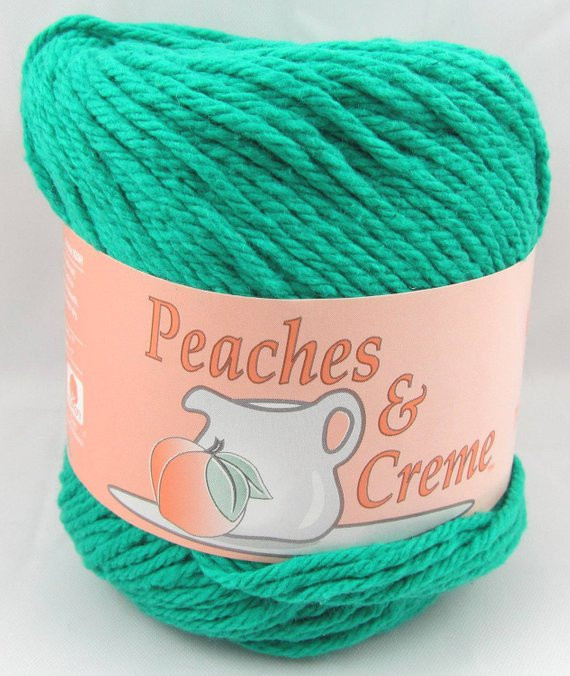 Peaches and Cream Cotton Yarn Fresh Verde Green Peaches & Creme Yarn 1 Ball Of Brilliant 43 Pictures Peaches and Cream Cotton Yarn