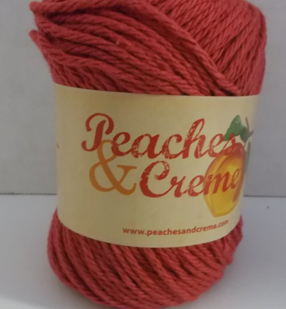 Peaches and Cream Cotton Yarn Luxury Peaches & Creme Cotton Yarn Colour Rouge Red 4 Medium Of Brilliant 43 Pictures Peaches and Cream Cotton Yarn