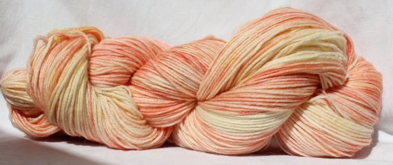 Peaches and Cream Yarn Website Unique Hand Dyed Yarn Peach Cream Yarn Variegated by Of Wonderful 47 Models Peaches and Cream Yarn Website