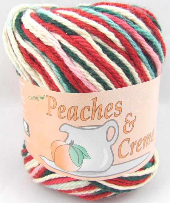 Peaches N Cream Yarn Inspirational Victorian Christmas Peaches & Creme Yarn 1 Ball Of Awesome 41 Pictures Peaches N Cream Yarn