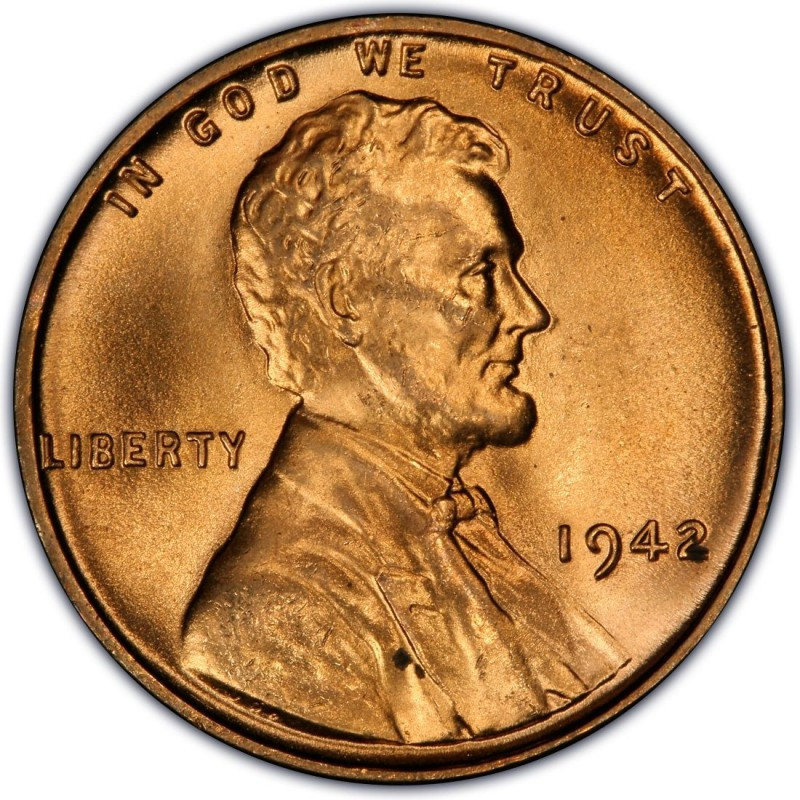 Pennies Worth Money Fresh 1942 Lincoln Wheat Pennies Values and Prices Past Sales Of Awesome 43 Pictures Pennies Worth Money
