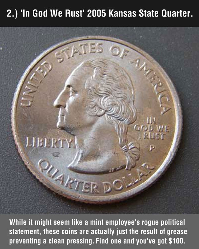 These 8 Valuable Coins May Be Hiding In Your Change The