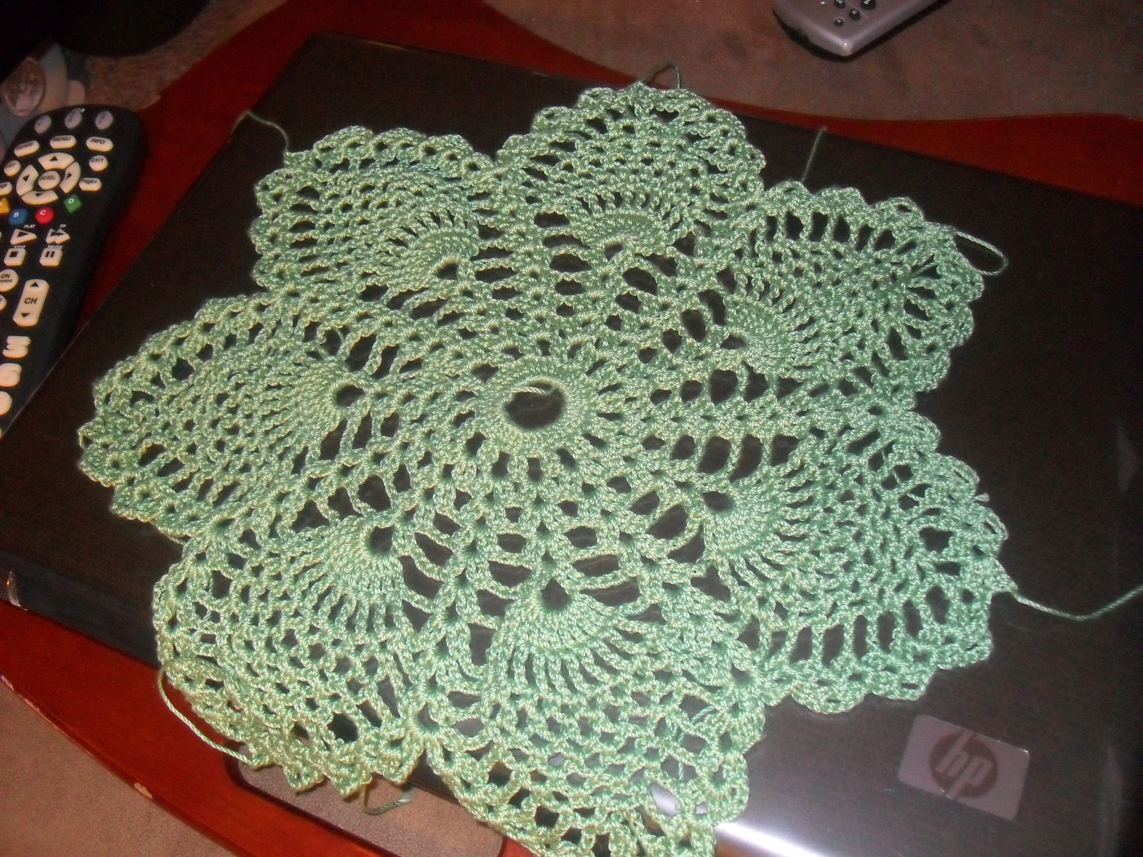 Granny Squares and Doilies