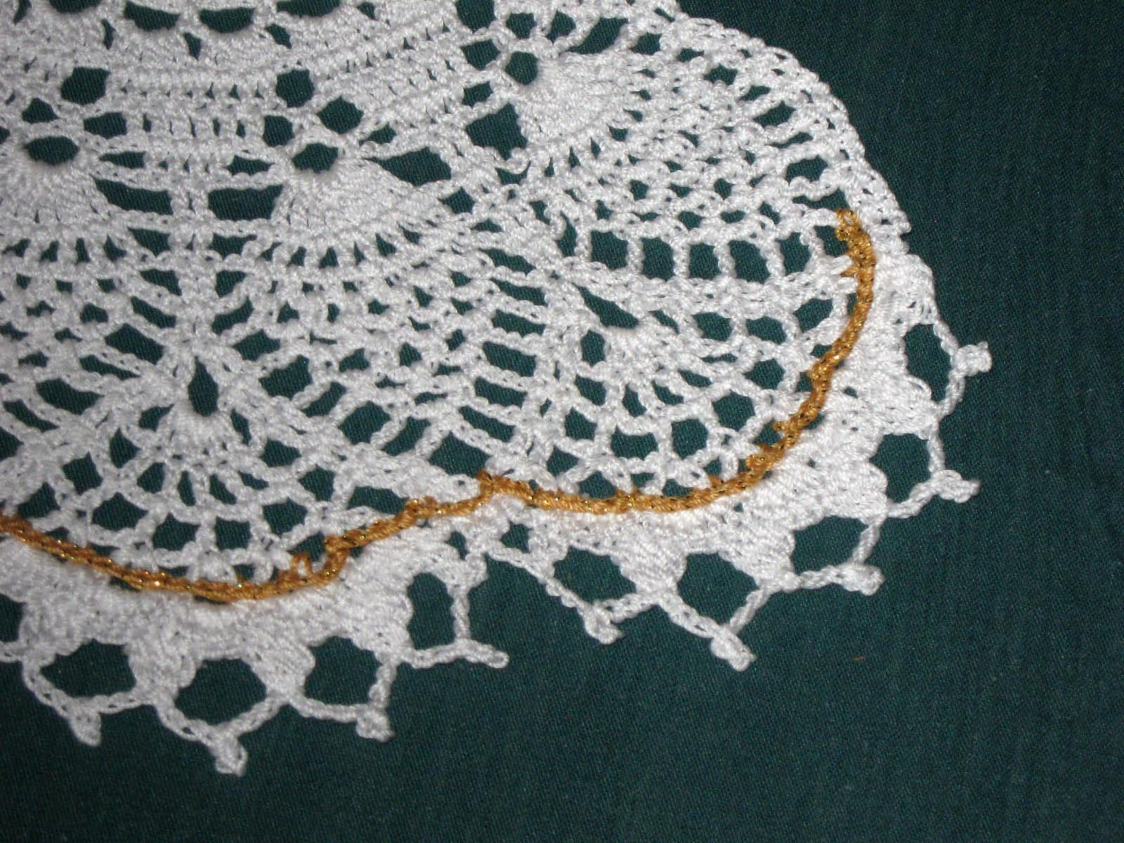 """Pineapple Doily Inspirational Doily Angel with Pineapple Skirt 12"""" Wide by 10"""" In Of Top 46 Photos Pineapple Doily"""