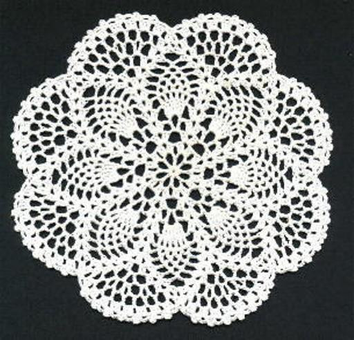 Pineapple Doily Luxury these 10 Beautiful and Free Crochet Doily Patterns are Of Top 46 Photos Pineapple Doily