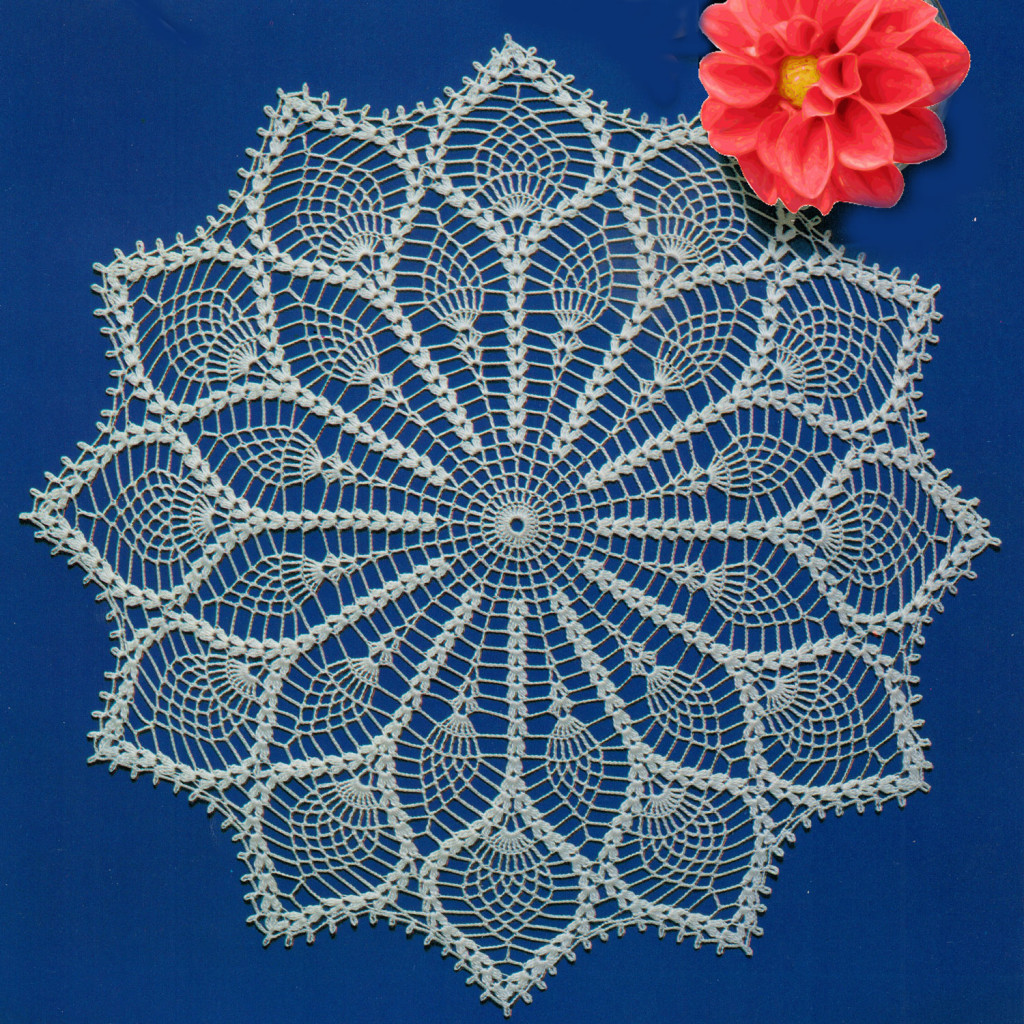 Pineapple Doily New Pineapple Doily Of Top 46 Photos Pineapple Doily