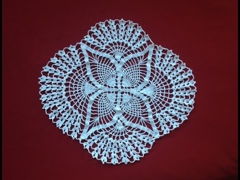 Pineapple Doily Unique Crochet Oval Pineapple Lace Doily Part 1 Of Top 46 Photos Pineapple Doily