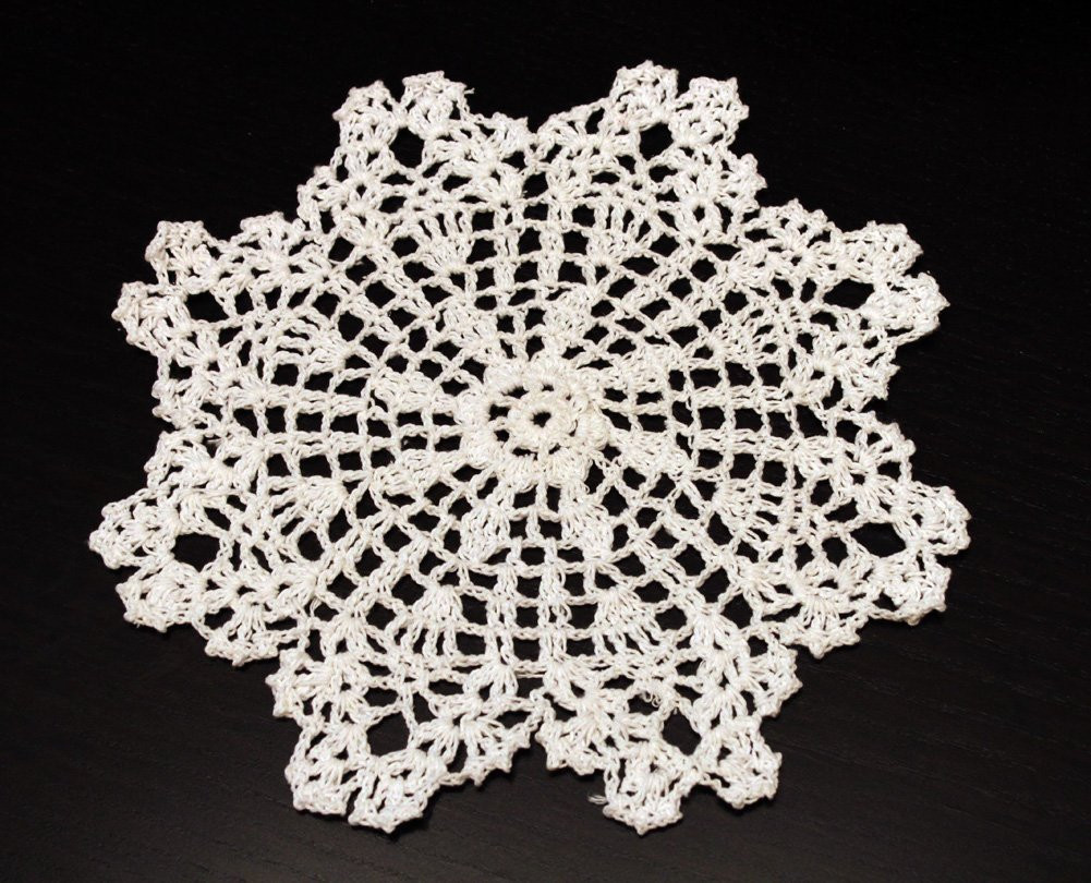 Pineapple Doily Unique Pineapple Doily Crochet Doily Home Decor Lace Table Decoration Of Top 46 Photos Pineapple Doily