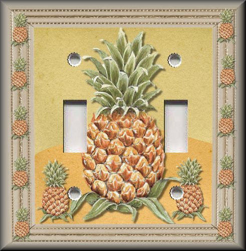 Pineapple Home Accessories Beautiful Light Switch Plate Cover Pineapple Kitchen Fruit Home Of Contemporary 40 Models Pineapple Home Accessories