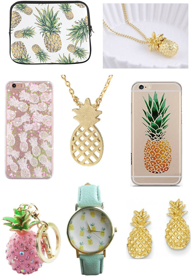 Pineapple Home Accessories Inspirational Pineapple Galore Fun Pineapple themed Products Of Contemporary 40 Models Pineapple Home Accessories