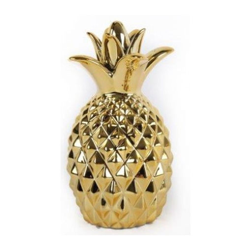 Pineapple Home Accessories Luxury Pineapple ornament Fruit Modern Gold Decorative Item Home Of Contemporary 40 Models Pineapple Home Accessories