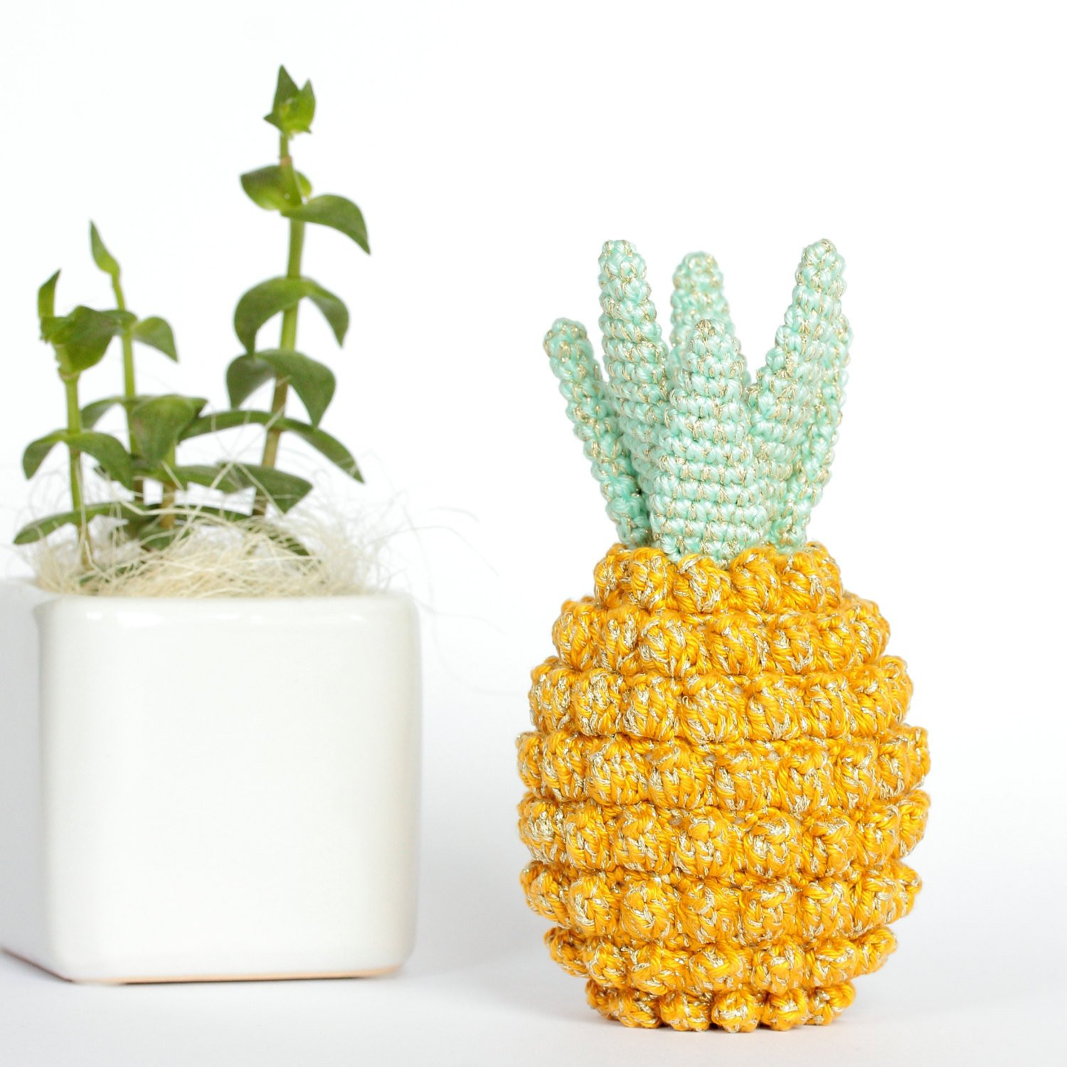 Pineapple Home Accessories New Crochet Pineapple Decor Pineapple Home Decor Pineapple Of Contemporary 40 Models Pineapple Home Accessories