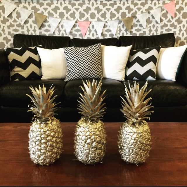 Pineapple Home Accessories New Gold Pineapple Decor Turorial Quite Contemporary Of Contemporary 40 Models Pineapple Home Accessories