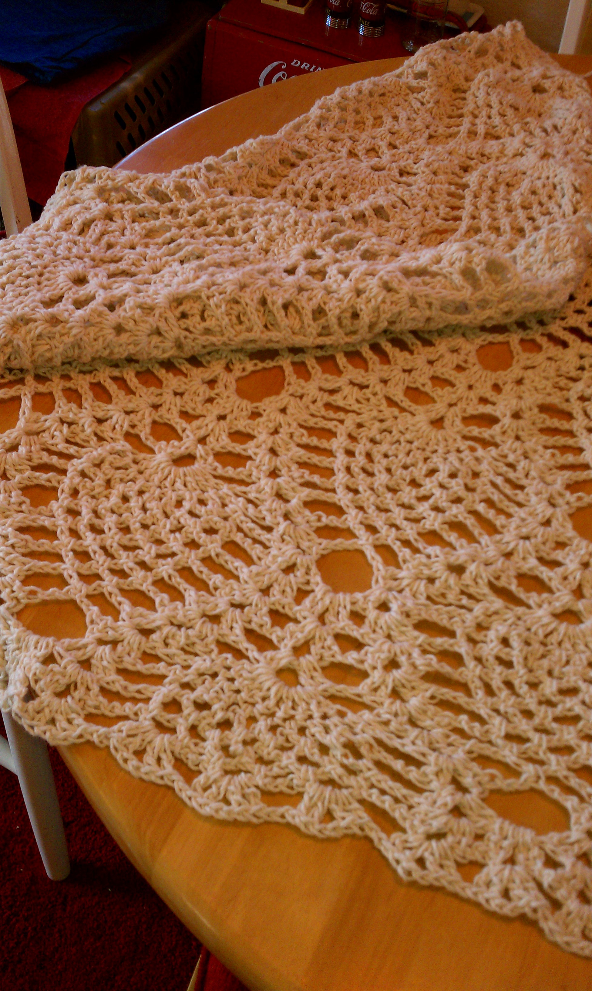 Pineapple Pattern Awesome Pattern for Crocheted Pineapple Shawl – Easy Crochet Patterns Of Amazing 47 Images Pineapple Pattern