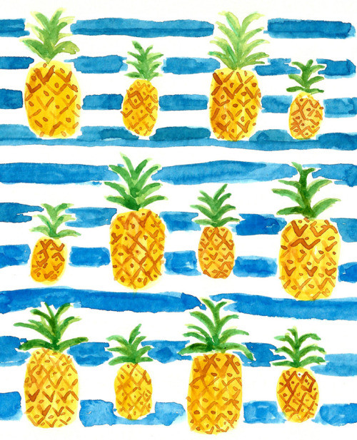 Pineapple Pattern Beautiful Pineapple Patterns Of Amazing 47 Images Pineapple Pattern